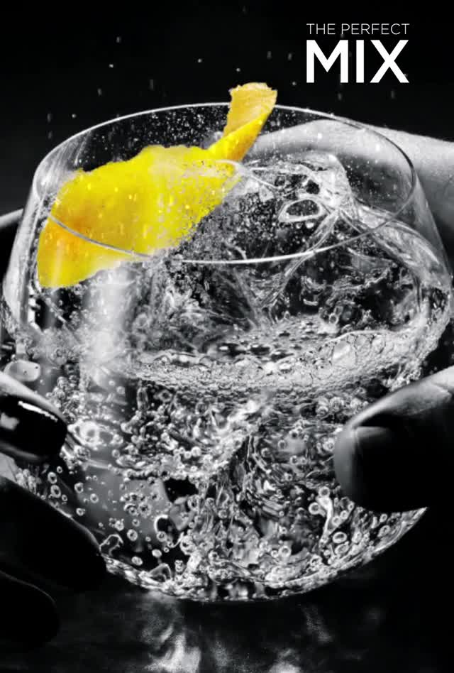 Watch and share Schweppes - Cinemagraph Mpeg4 GIFs on Gfycat