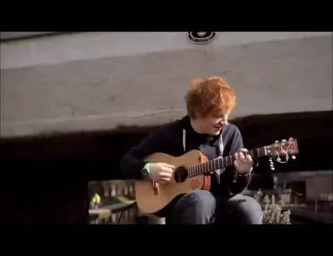 Watch Behind The Scene GIF on Gfycat. Discover more edsheeran, funny, haha, singing GIFs on Gfycat