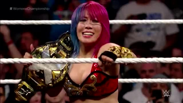 holy LOVE MELONS, Asuka!