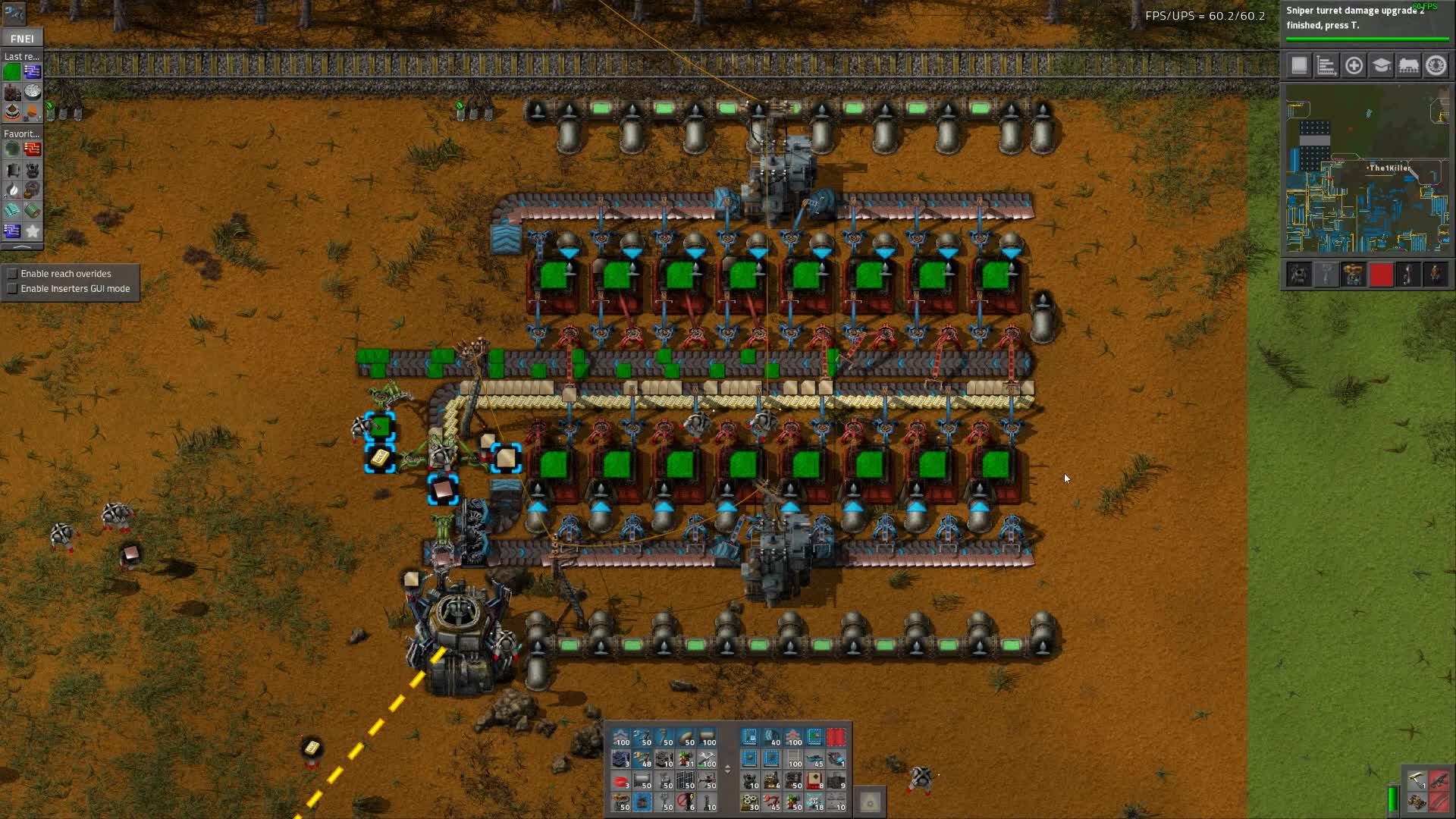 Factorio, wave, Factorio - Do the Wave GIFs