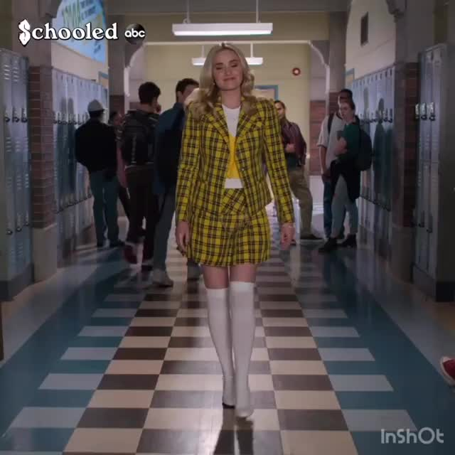 Watch and share Schooled - Season Finale Begins Tonight Part Of ABC's Prom Night GIFs on Gfycat