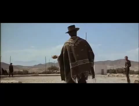 Watch and share Fistful Of Dollars GIFs on Gfycat