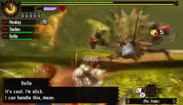 Watch Monster Hunter Stupidity #5 GIF on Gfycat. Discover more related GIFs on Gfycat