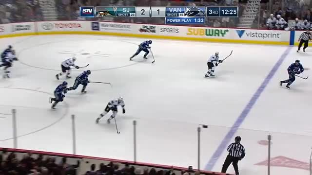 Watch Petey takes away the pass option on a 2 on 1 GIF by Matt D (@phenomenon98) on Gfycat. Discover more hockey GIFs on Gfycat