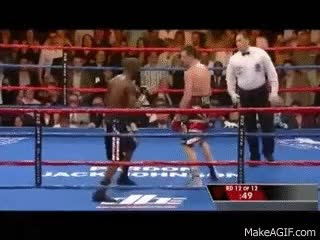 Watch Carl Froch vs Jermain Taylor GIF on Gfycat. Discover more related GIFs on Gfycat