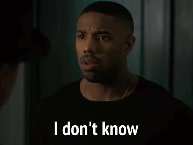 Watch this i don't know GIF by MikeyMo (@mikeymo) on Gfycat. Discover more celebs, clueless, creed 2, don't know, dunnow, i don't know, i dont know, idk, michael b jordan, michael b. jordan, puzzled GIFs on Gfycat