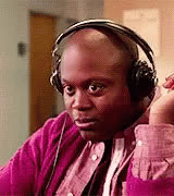 tituss burgess, Music Headphones GIFs