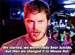Watch Rat tail GIF on Gfycat. Discover more andy dwyer, lazy and gifing, mouse rat, parks and rec, parks and recreation, parksedit, plus10k, prattedit GIFs on Gfycat