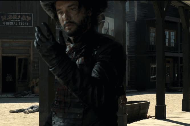 rodrigo santoro, westworld, westworld GIFs