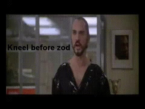 Watch zod GIF on Gfycat. Discover more related GIFs on Gfycat