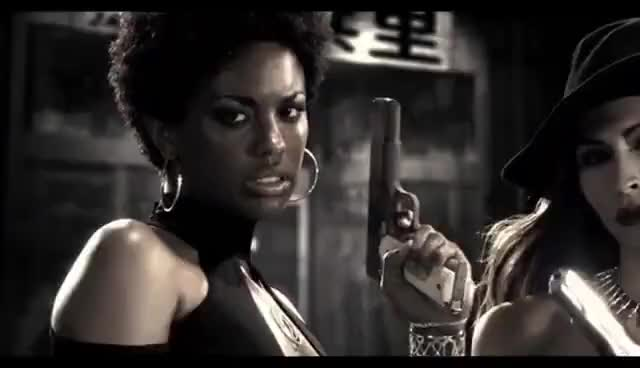 Watch and share Rosario Dawson GIFs and Sin City GIFs on Gfycat