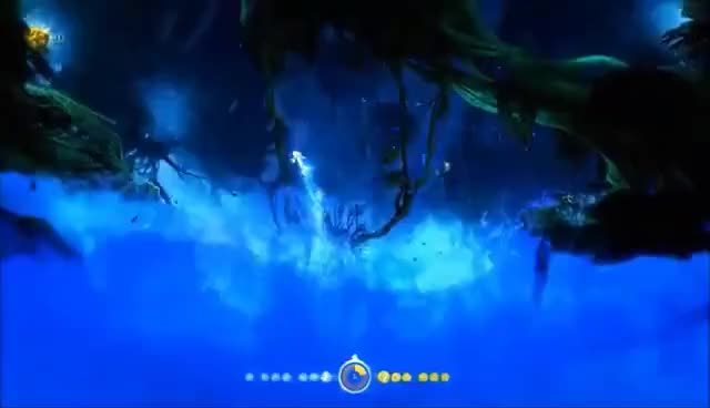 Ori and the Blind Forest | 100% One Life Mode Glitchless