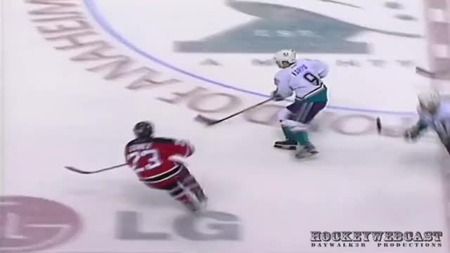 Watch and share Paul Kariya Gets Knocked Out, Wakes Up Later On Ice (reddit) GIFs on Gfycat