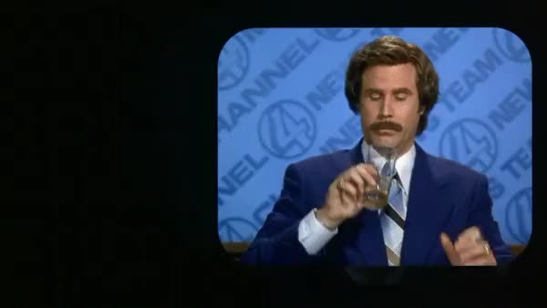 Watch this anchorman GIF on Gfycat. Discover more anchorman, love, ron burgundy, scotch, will ferrell GIFs on Gfycat