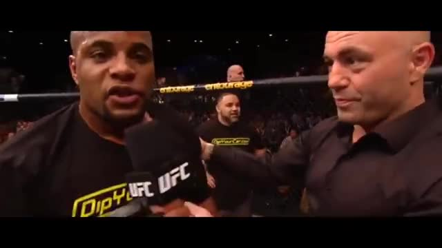Watch Daniel Cormier GIF on Gfycat. Discover more related GIFs on Gfycat