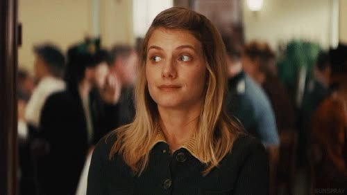Watch and share Mélanie Laurent GIFs on Gfycat
