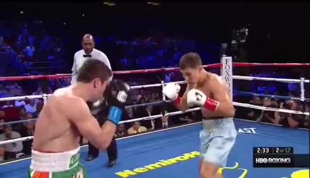 Watch Gennady Golovkin: The Way of the Hunter GIF on Gfycat. Discover more related GIFs on Gfycat