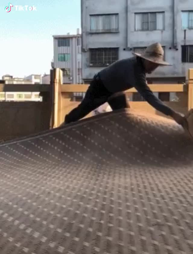 Watch A skillful farmer GIF by @leathernegotiation on Gfycat. Discover more related GIFs on Gfycat