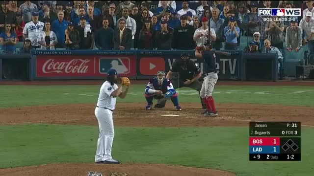 Watch Jansen 2 GIF on Gfycat. Discover more Boston Red Sox, Los Angeles Dodgers, baseball GIFs on Gfycat