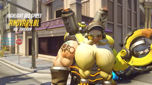 Watch and share Andvarilol GIFs and Overwatch GIFs by Benjamin Völker on Gfycat
