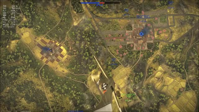 Watch and share Dive Bombing GIFs and War Thunder GIFs by dukeoforange on Gfycat