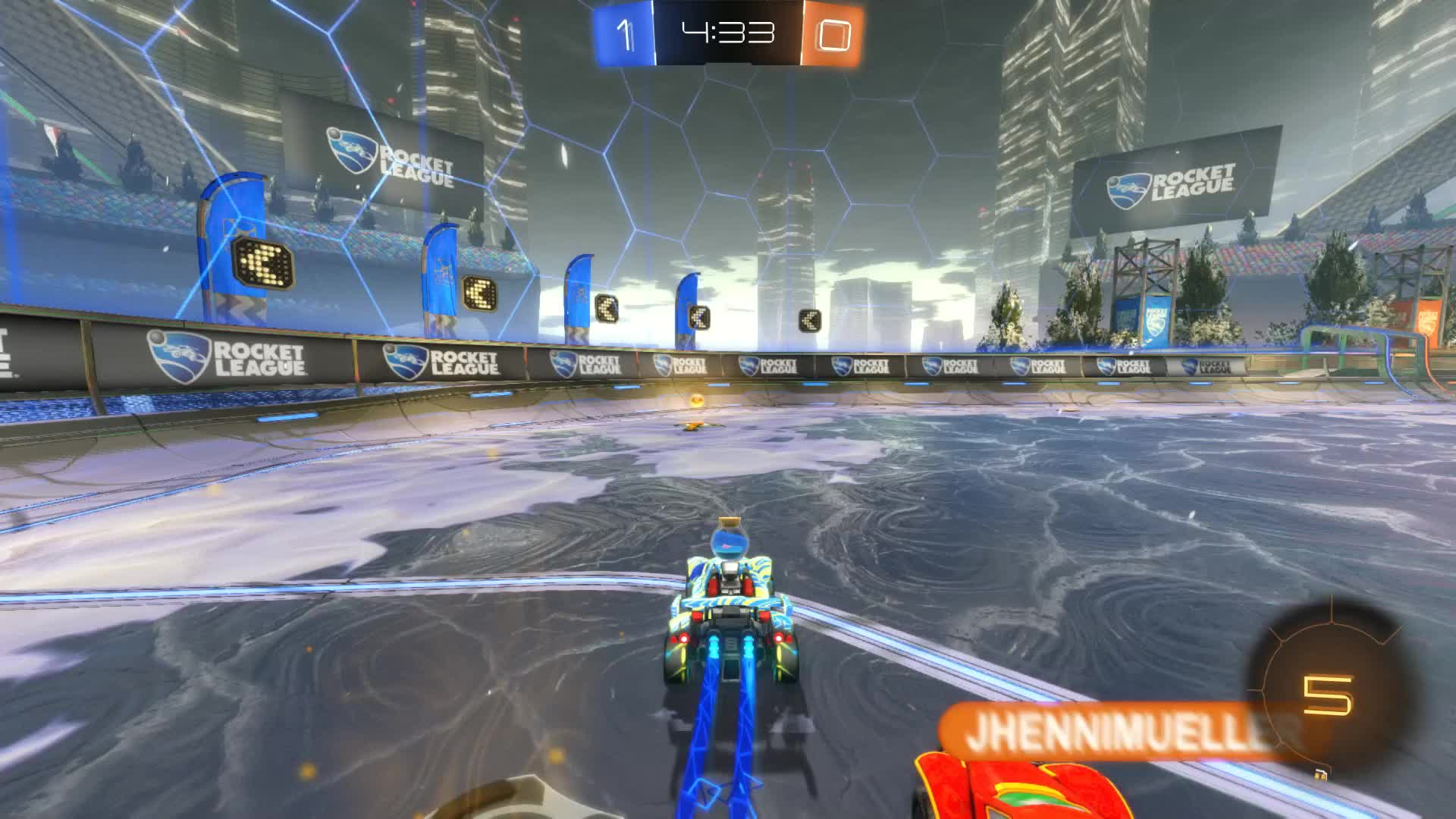 Gif Your Game, GifYourGame, Goal, Rocket League, RocketLeague, SlothInFlippyCar, Goal 2: SlothInFlippyCar GIFs