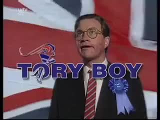 Watch and share Harry Enfield - Tory Boy.flv GIFs on Gfycat