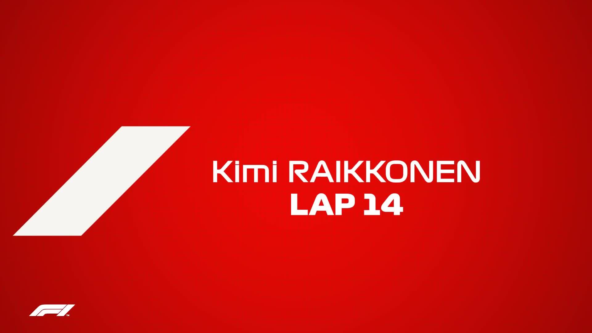 F1, Formula 1, Kimi