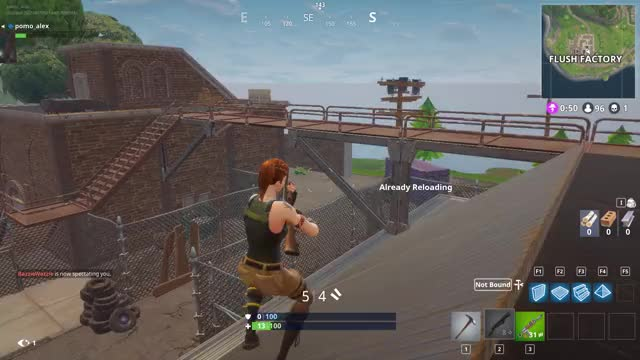 Watch Fortnite 02.05.2018 - 19.07.39.54.DVR GIF on Gfycat. Discover more related GIFs on Gfycat