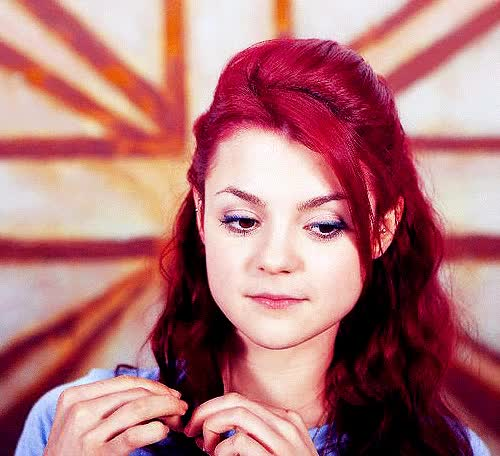 Watch and share Kathryn Prescott Photography Gif GIFs on Gfycat