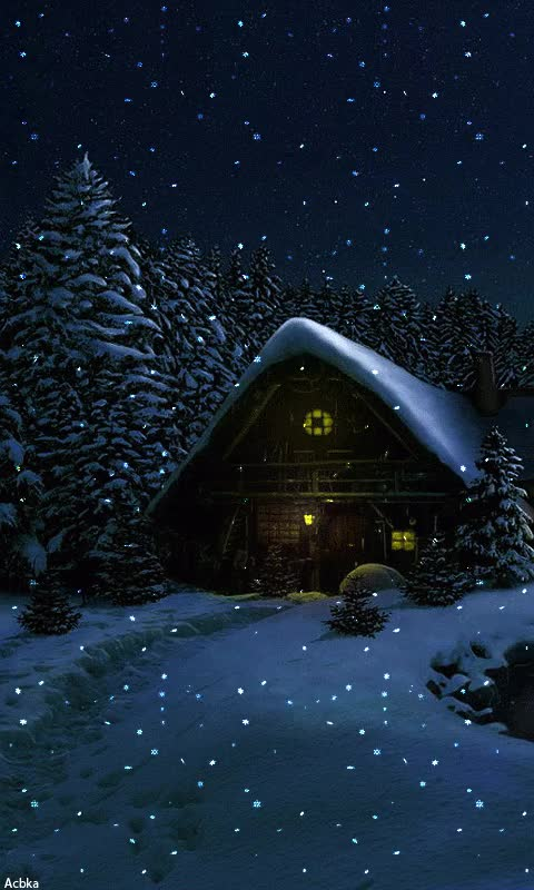 Watch and share It's Cozy In Our Cabin. Are We Ready For Our New Year's Celebration?? GIFs on Gfycat