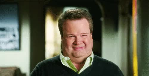 Watch and share Eric Stonestreet GIFs and Cameron Tucker GIFs on Gfycat
