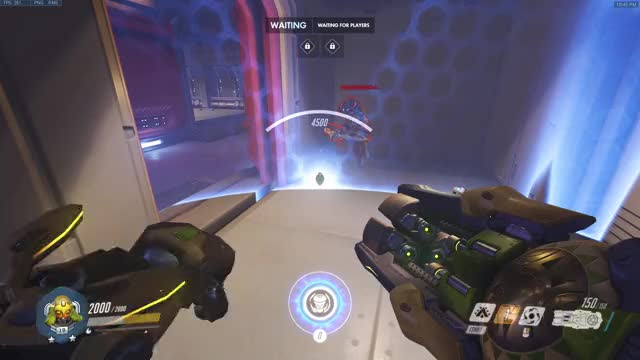 Watch Scatter Immunity - Orisa Shield GIF on Gfycat. Discover more related GIFs on Gfycat