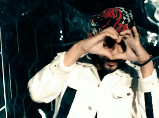 french montana, hearts, i love you, love, no i love yous, French Montana Heart GIFs