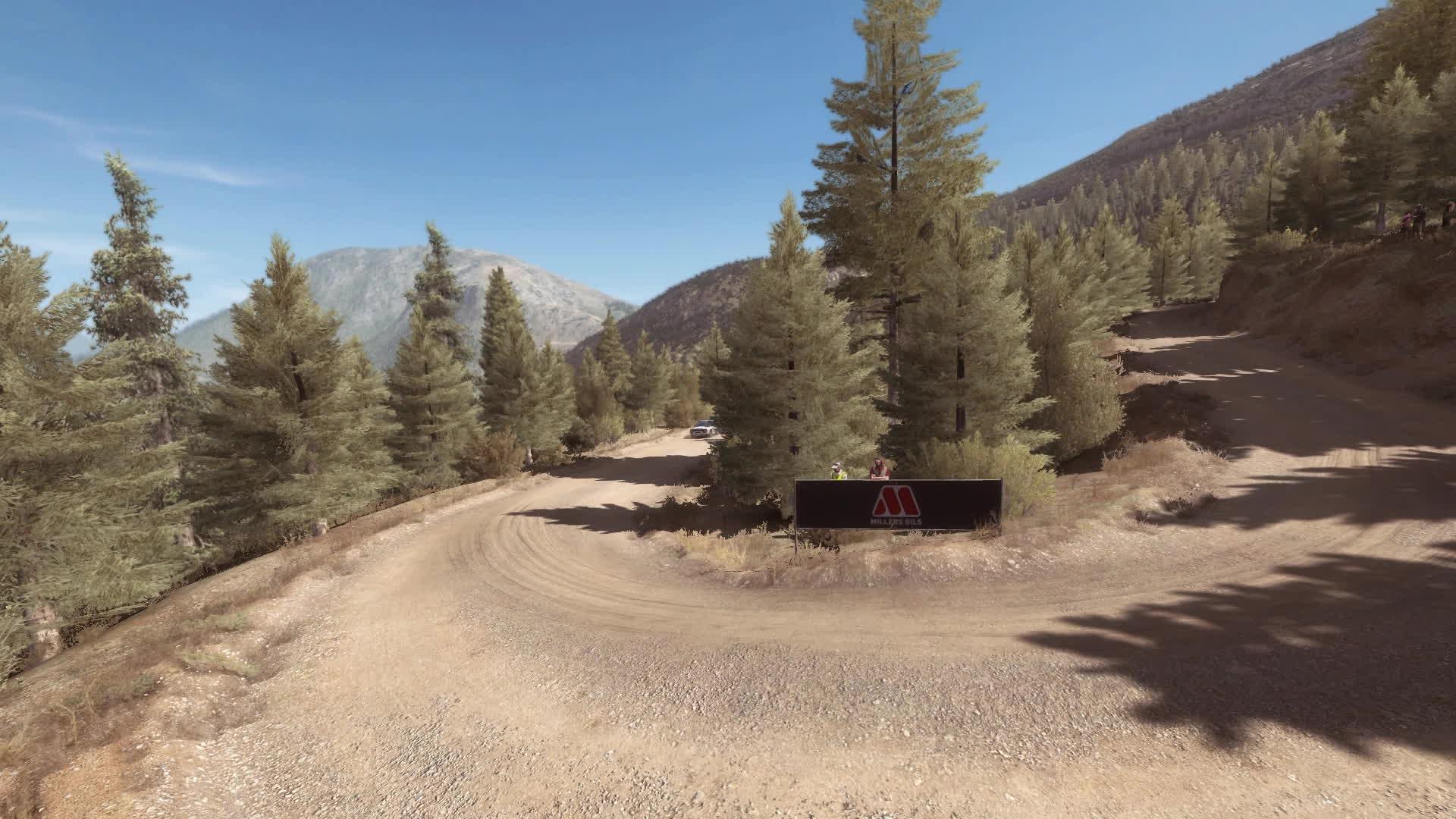 dirt rally, dirtgame, Sidewall Braking GIFs