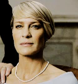 Watch 4. ¿Qué fue de Doug Stamper? GIF on Gfycat. Discover more robin wright GIFs on Gfycat