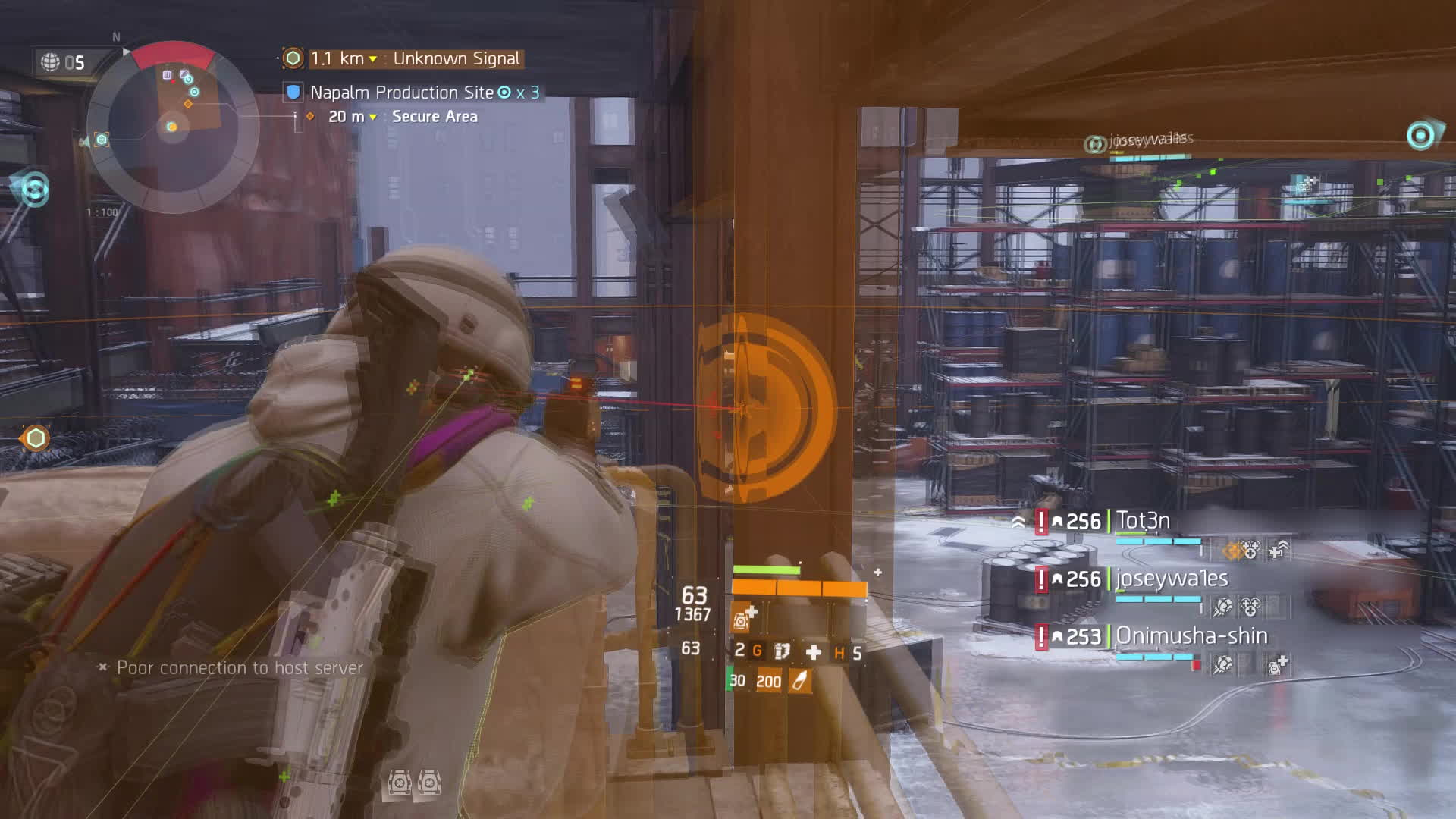thedivision, Tactician's Authority - What Weapons? (reddit) GIFs