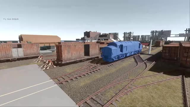 Watch Train trimmed GIF on Gfycat. Discover more related GIFs on Gfycat