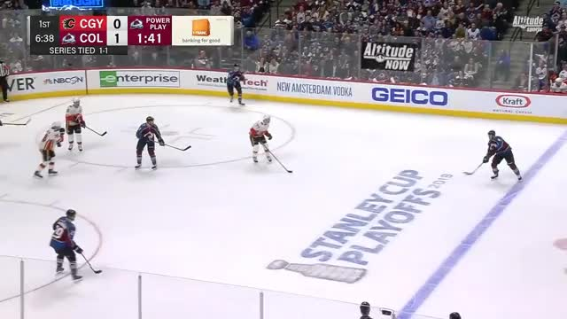 Watch and share Colorado Avalanche GIFs and Calgary Flames GIFs by Beep Boop on Gfycat