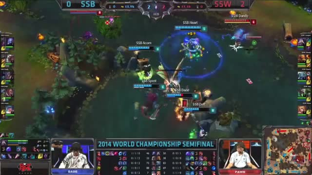 Watch SSB vs SSW - Kassadin GIF on Gfycat. Discover more related GIFs on Gfycat