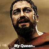 Watch and share King Leonidas GIFs and Gerard Butler GIFs on Gfycat