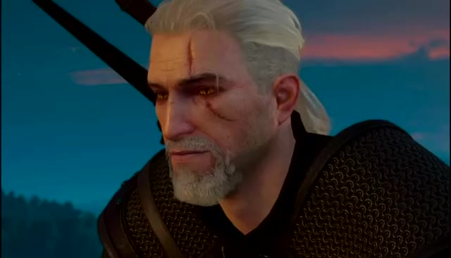 Watch and share Geralt Of Rivia GIFs and The Witcher GIFs by austinwoodmedia on Gfycat