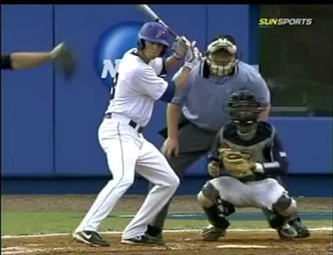 Watch and share Florida Gators GIFs and Baseball GIFs on Gfycat