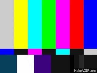 Watch and share NTSC TV Test Pattern GIFs on Gfycat