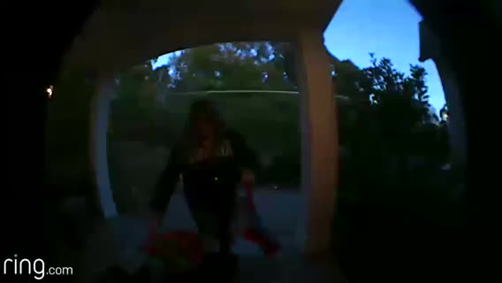 condishuns, ham, holdmyfries, Butter Golem at front door stealing all the candy. GIFs