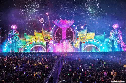 Watch and share Rave GIFs and Edc GIFs on Gfycat