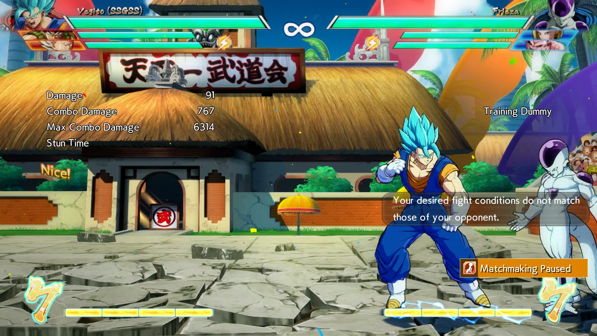 dragon ball fighterz matchmaking paused renaissance speed dating