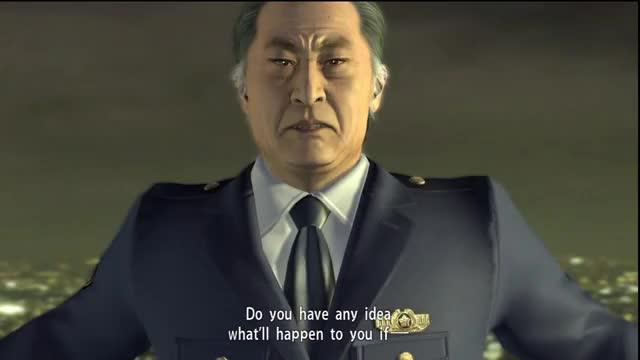 Respect Masayoshi Tanimura (Yakuza) (reddit)
