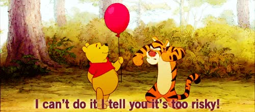 Watch and share Winnie The Pooh Think GIFs on Gfycat