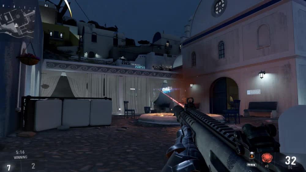 Advanced Warfare on Manjaro Linux(SteamPlay2) GIFs